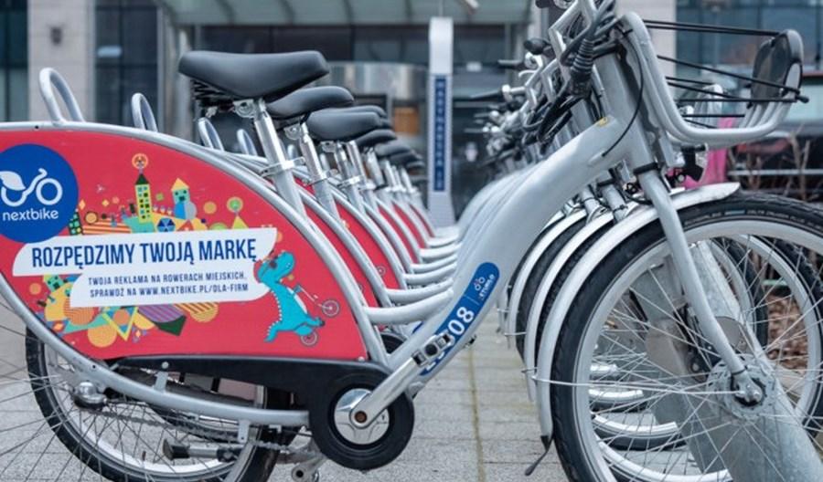 Netxbike uruchomił dziś siedem systemów rowerowych