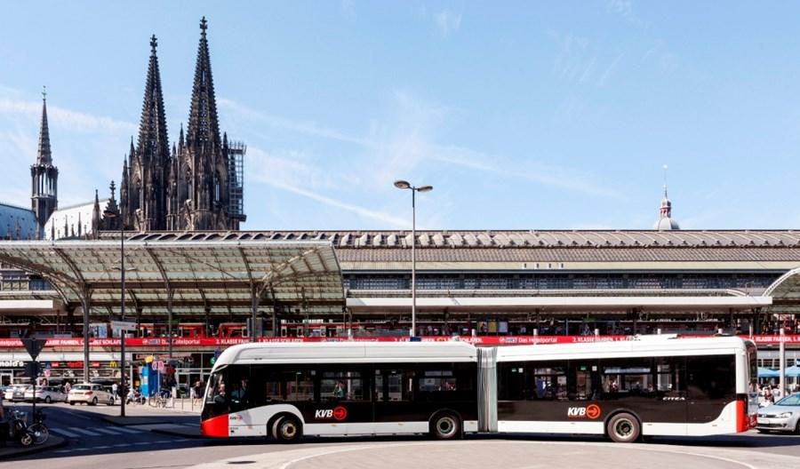 Kolonia kupuje 51 elektrobusów VDL