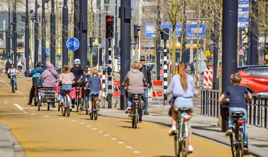 Rotterdam. Główna ulica przebudowana za 58 mln euro