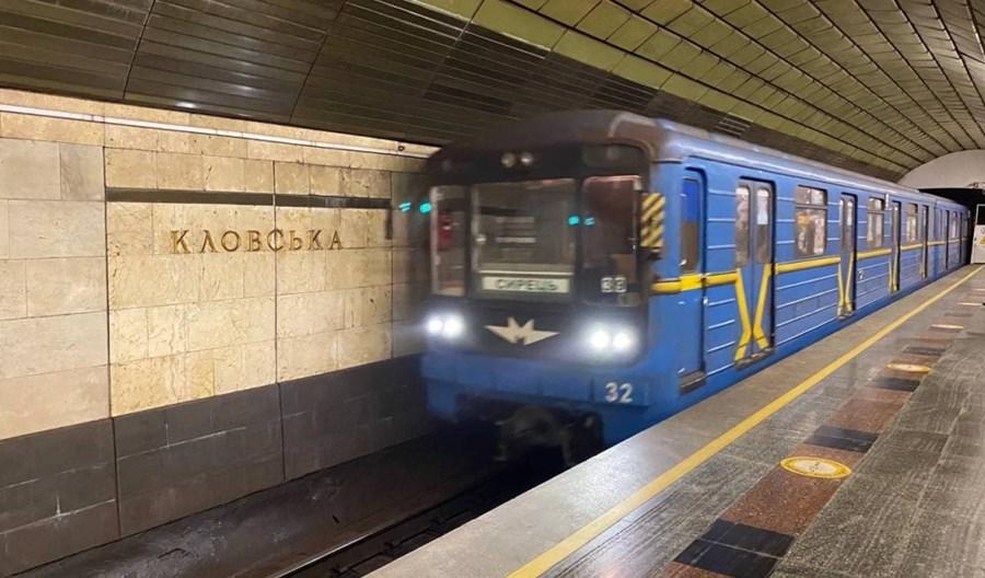 Kijów zapowiada optymalizację rozkładu metra