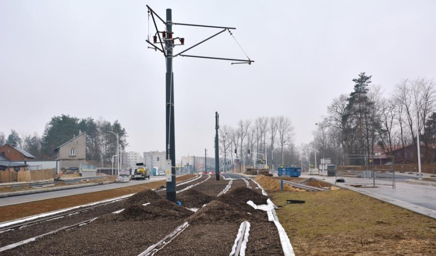 Warszawa: Miejskie inwestycje tramwajowe bardzo odległe