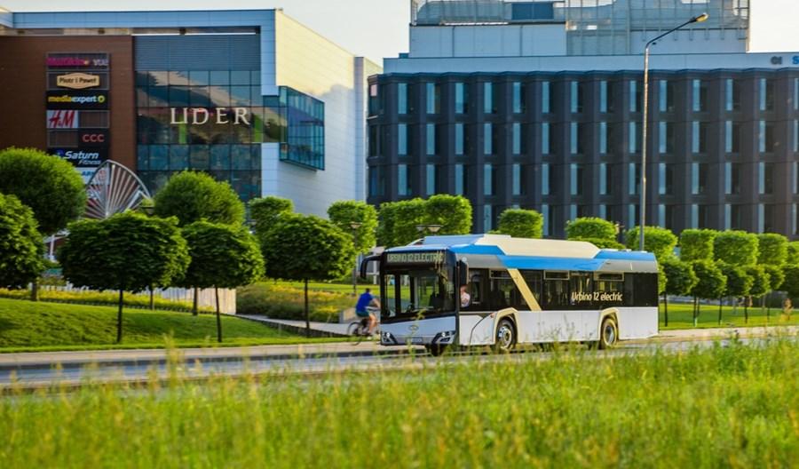 Solaris dostarczy kolejnych sześć elektrobusów do Szczecina