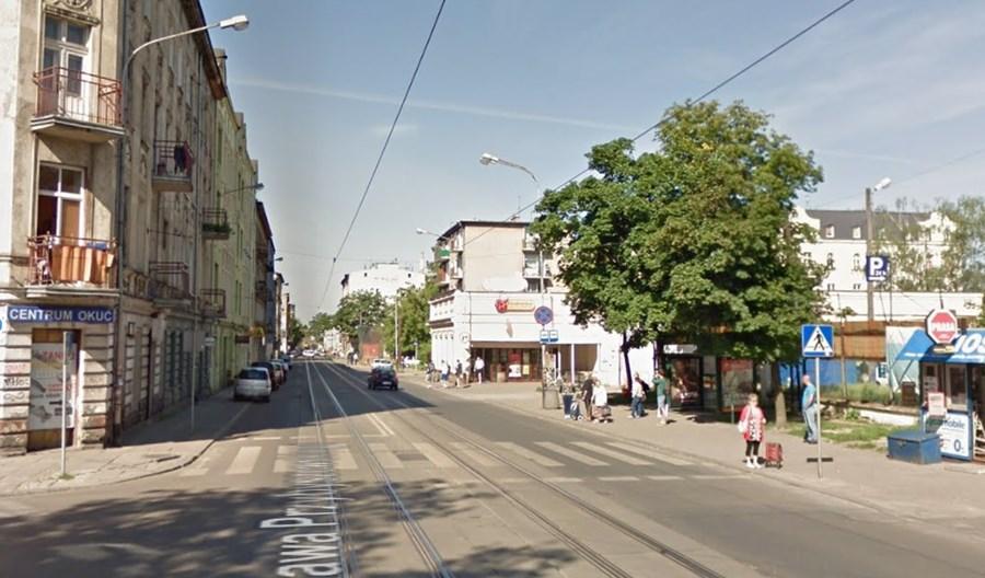 Łódź: Drugie podejście z Przybyszewskiego. Są środki, jest przetarg
