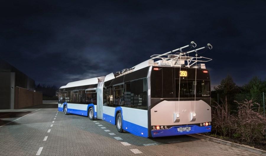 Praga ogłasza przetarg na zakup 15 przegubowych trolejbusów