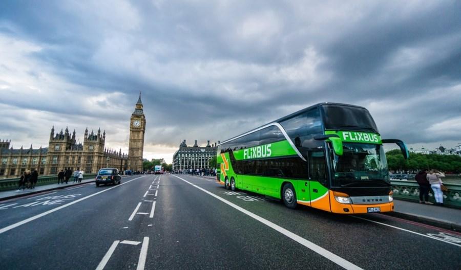 FlixBus wraca do normalności w Wielkiej Brytanii