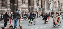 Francja: Elektryczne rowery za stare samochody!