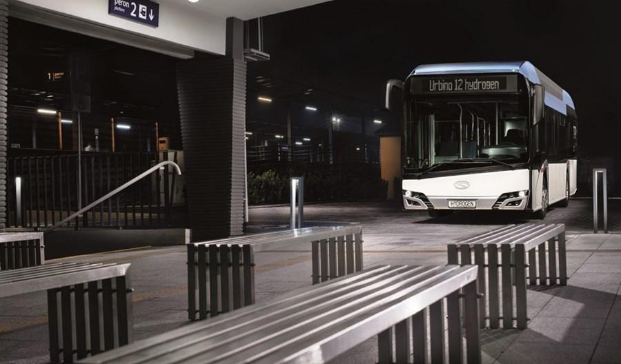 Konin akceptuje ofertę na czteroletni leasing autobusu wodorowego