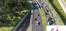 Łódź: Drogie przedłużenie tramwaju do przystanku ŁKA Marysin