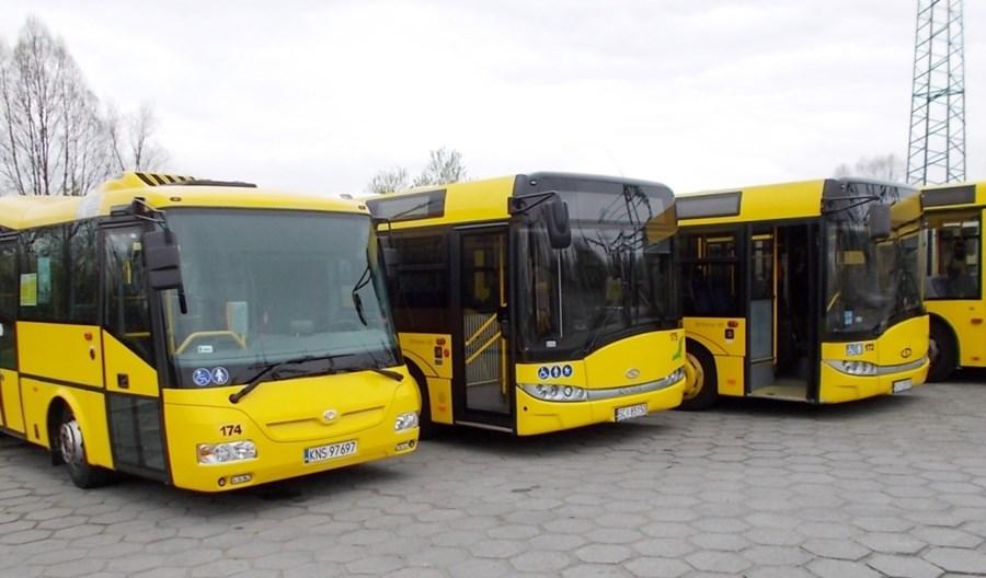 Cieszyn z ofertą na dostawy dwóch autobusów