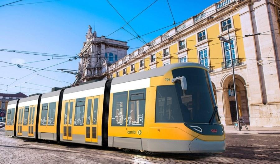 Lizbona kupuje 15 nowych tramwajów i 30 elektrobusów