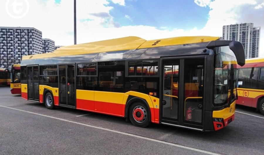 MZA Warszawa: Do końca 2022 r. 38% autobusów zero- i niskoemisyjnych