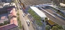 Praga: W oczekiwaniu na nowy dworzec Smíchov [wizualizacje]