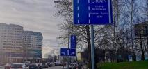 Gdynia: Przedłużony buspas na Małokackiej