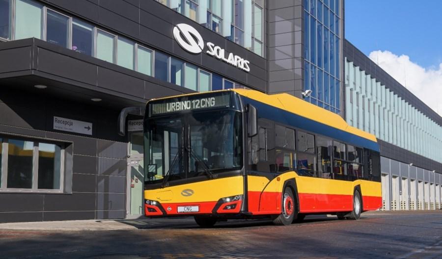 Madryt kupi 250 autobusów gazowych Solarisa