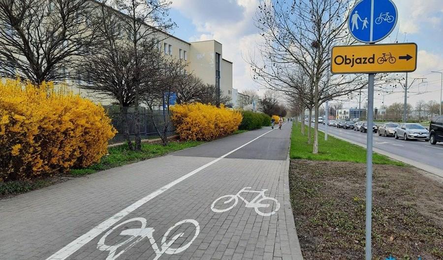 Poznań: Inwestycje rowerowe w 2021 r.