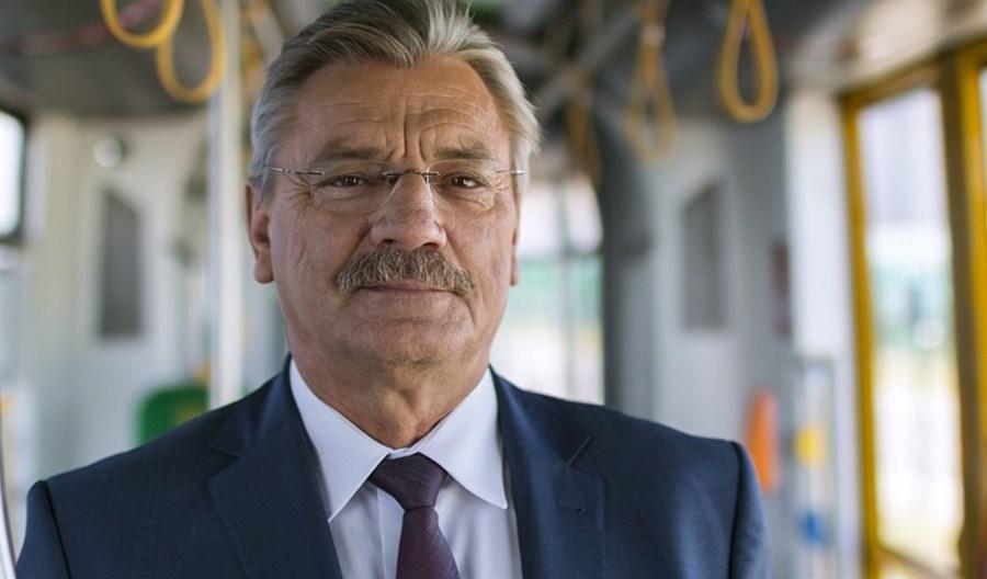 Zmiana warty w MPK Poznań. Wojciech Tulibacki odchodzi na emeryturę