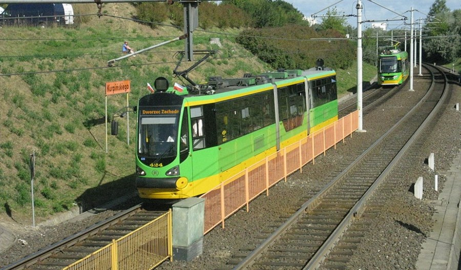 Poznań: Nie ma planu na środki z KPO, ale jest sporo rozważanych inwestycji tramwajowych