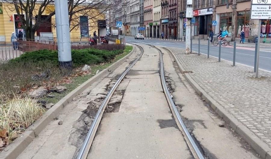 Wrocław wyremontuje torowiska w ul. św. Mikołaja i Ruskiej. Jest przetarg