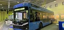 PK TS prezentuje trolejbus z dynamicznym ładowaniem