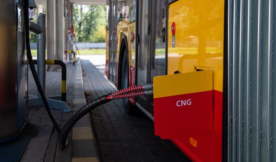 MZA Warszawa kupują dodatkowe Solarisy CNG