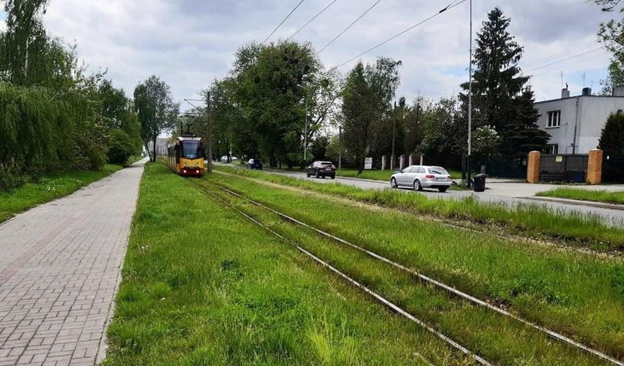 Łódź ogranicza jeszcze bardziej ruch na Warszawskiej. Tramwaje na krótszej trasie