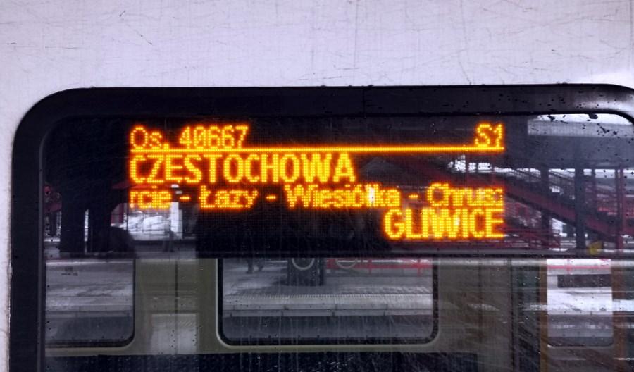 GZM planuje rozwój kolei. Prawie 100 par kursów za pół roku, potem odtwarzanie rozebranych linii