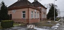 Łódzkie: Stacja Kłudna w miejscowości Kłódno. Czy będzie korekta?