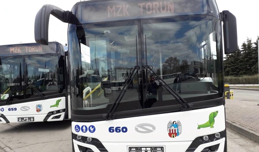 MZK Toruń wybrał dostawcę nowych autobusów