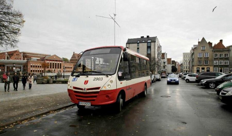Gdańsk z jedną ofertą na krótki elektrobus