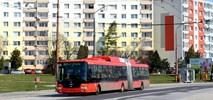 Bratysława planuje znaczną rozbudowę sieci trolejbusowej