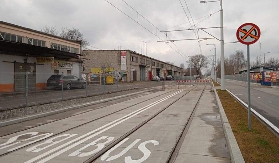 Wrocław: W czerwcu uruchomienie pierwszego odcinka trasy tramwajowej na Nowy Dwór