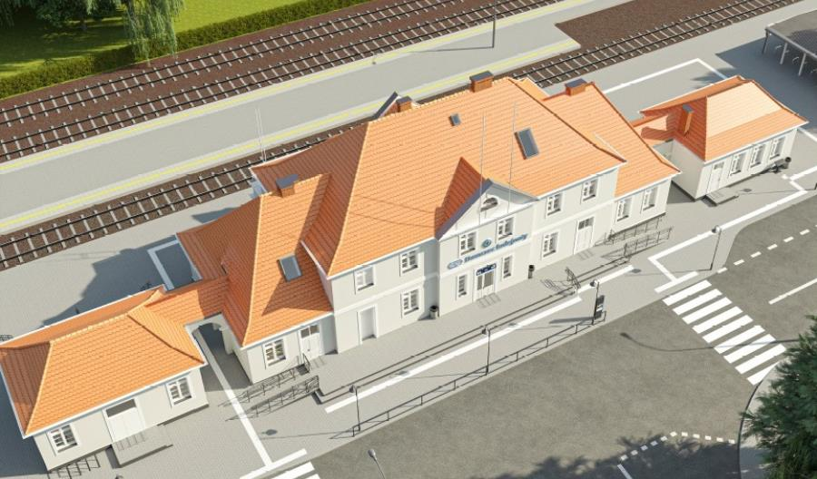 Cztery firmy zainteresowane przebudową dworca we Władysławowie