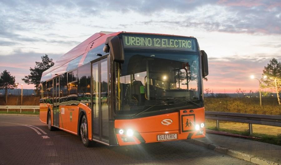 Pałecznica z szansą na kolejny szkolny elektrobus Solarisa