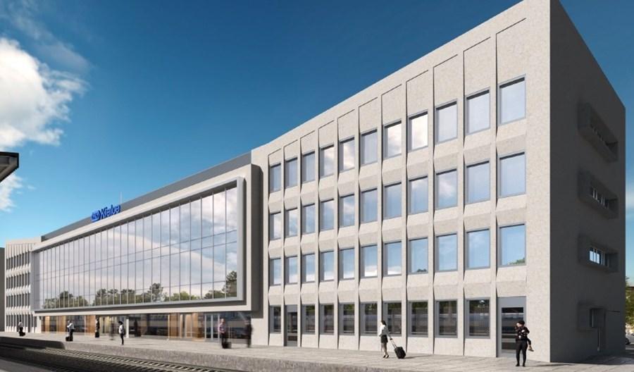 Bardzo duże zainteresowanie przebudową dworca w Kielcach. 12 ofert