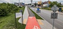 Kraków. Nowa droga dla rowerów wzdłuż Babińskiego i Skotnickiej