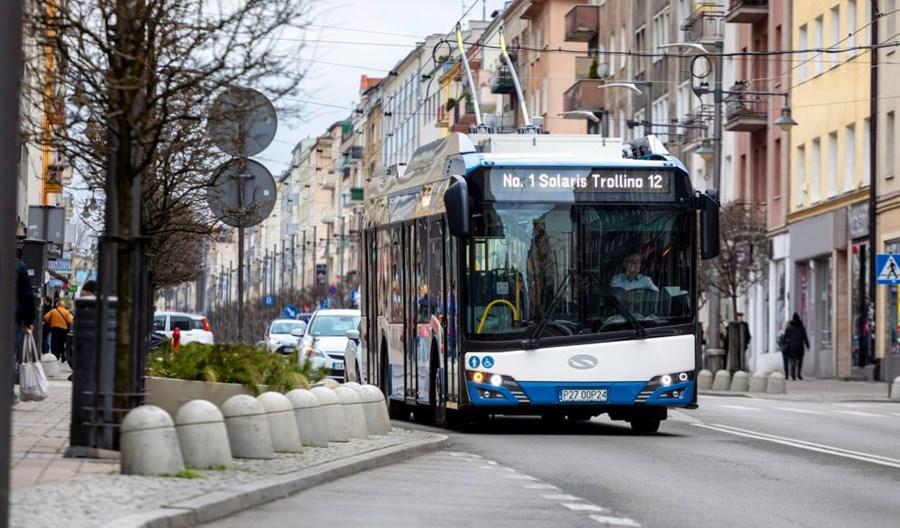 Kolejne 19 Solarisów Trollino pojedzie do La Spezia