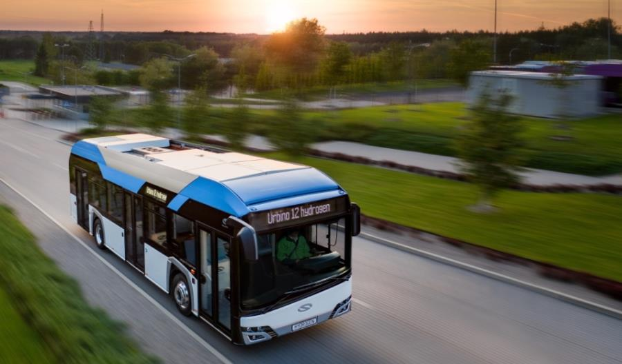 ZDG TOR: autobusy wodorowe atrakcyjną kosztowo propozycją w transporcie miejskim