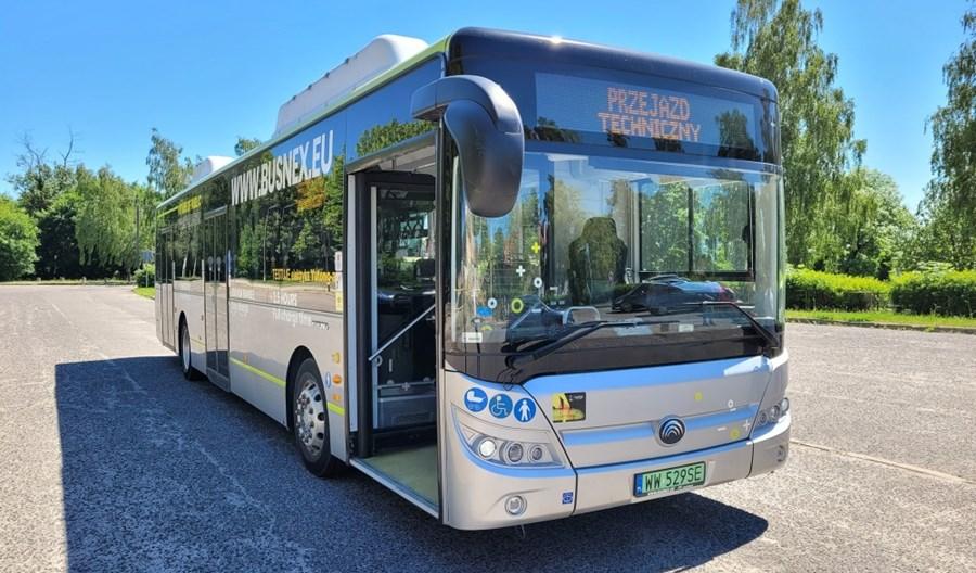Łomża z ofertami na dostawę elektrobusów i infrastruktury do ładowania
