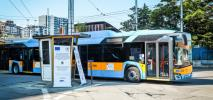 Sofia: Nowe trolejbusy Skoda-Solaris w komplecie