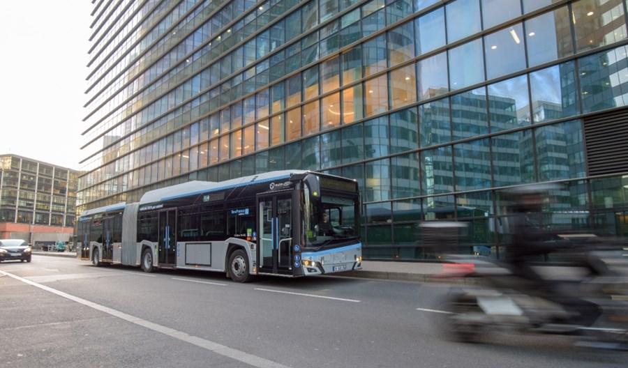 Hiszpanie kupują Solarisy napędzane gazem CNG. Debiut w Valladolid