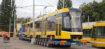 Nowe tramwaje Skody dotarły do Pilzna. W sierpniu jazdy próbne