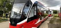 Rosja: Do Czerepowca przyjechały pierwsze nowe tramwaje