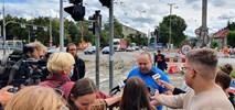 Wrocław: Prace torowe przed terminem. MPK zabiera się za plac Jana Pawła II