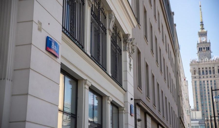 Nowe Centrum Warszawy. 23 propozycje dla rejonu ulic Złotej i Zgoda