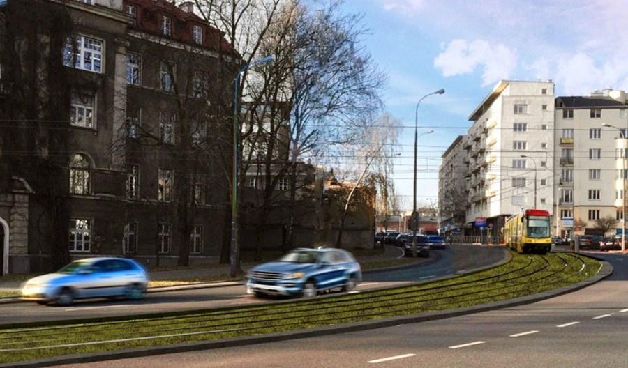 Warszawa: Tramwaj do Wilanowa może nie dojechać do Wilanowa. Jakie trzy opcje?