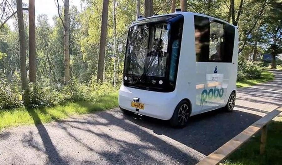 Pilotaż busa autonomicznego w Gdańsku. Będzie woził odwiedzających Cmentarz Łostowicki