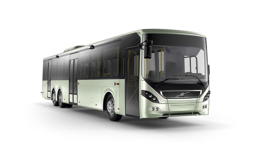 Volvo z kolejnym kontraktem autobusowym na Węgrzech