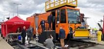 MPK Łódź: Techniczny 805Na na TRAKO 2021