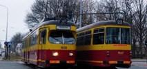 Łódź – Konstantynów: Początek remontu linii tramwajowej w 2022 r.
