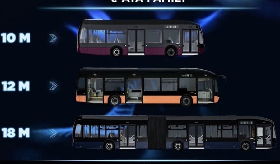 Karsan prezentuje nowe autobusy elektryczne